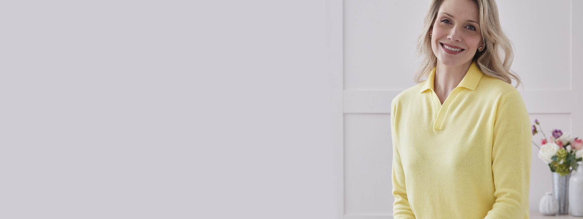 The New SS21 Cashmere Collection