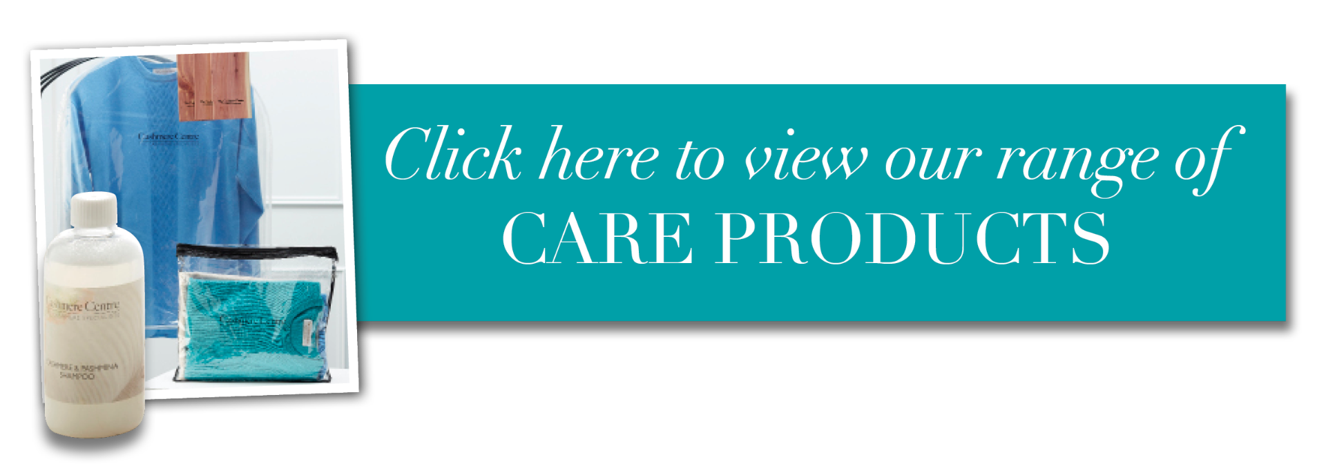 Click to view cashmere care products