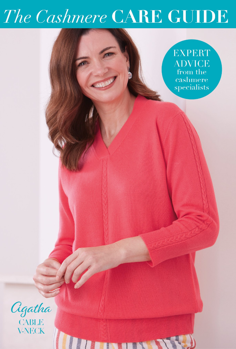Expert Advice from the cashmere experts